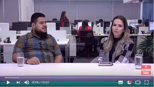 ENTREVISTA EM VÍDEO: Vitor Andrade - Aprovado no concurso BANESTES para o cargo de Técnico Bancário (3º lugar Vila Velha)