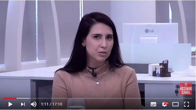 ENTREVISTA EM VÍDEO: Beatriz Ferri - Aprovada no concurso BANESTES para o cargo de Técnico Bancário (8º Lugar Vitória)