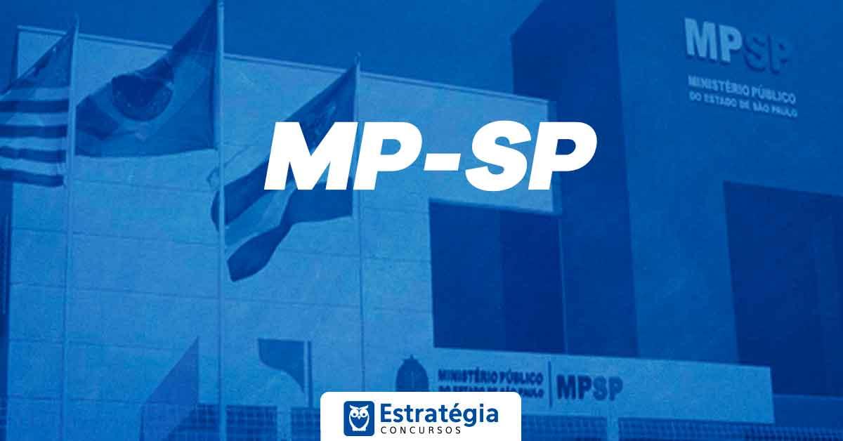 Concurso MP SP 2018: Assessor Geral confirma que órgão está trabalhando em quatro editais