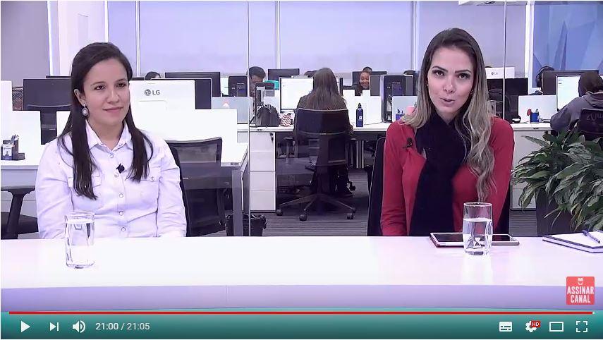 ENTREVISTA EM VÍDEO: Barbara Pinheiro - Aprovada no concurso TRF1 para o cargo de AJAA (2º lugar Manaus)