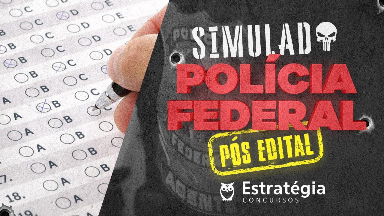 Participe gratuitamente do Simulado de Agente do Concurso Polícia ... fc70a2da7a