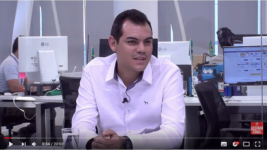 ENTREVISTA EM VÍDEO: Ruan Carlos - Aprovado no concurso TRT-PE no cargo de Técnico Judiciário Área Administrativa