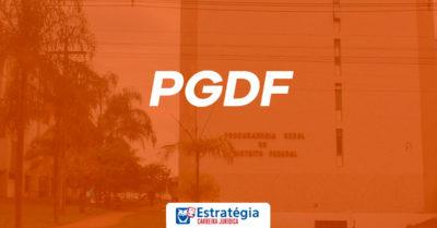 Concurso PGDF Procurador: órgão trabalha para obter autorização até dezembro