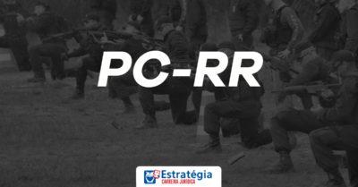 Concurso PC RR: Governo iniciará estudos para novo certame