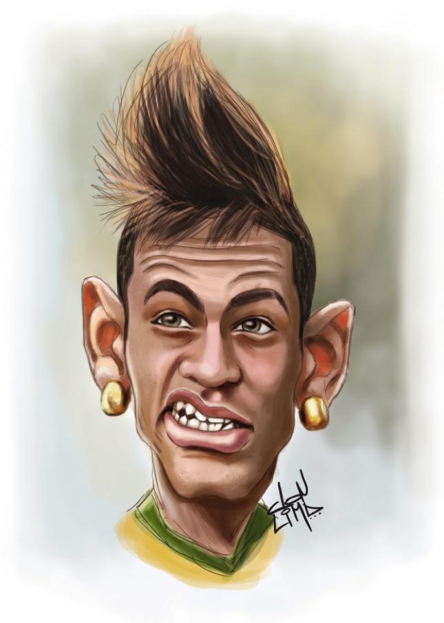 espanhol enem caricatura charge cartum tirinha