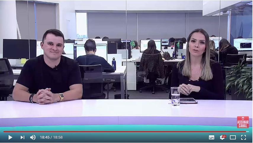 ENTREVISTA EM VÍDEO: Bruno Branco - Aprovado no concurso PCSP para Agente de Telecomunicações