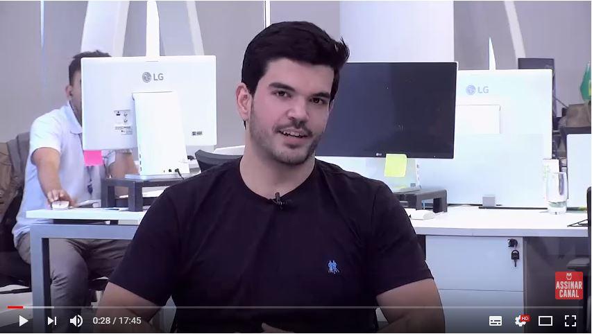 ENTREVISTA EM VÍDEO: Guilherme Cunha - Aprovado no concurso PCSP para Papiloscopista