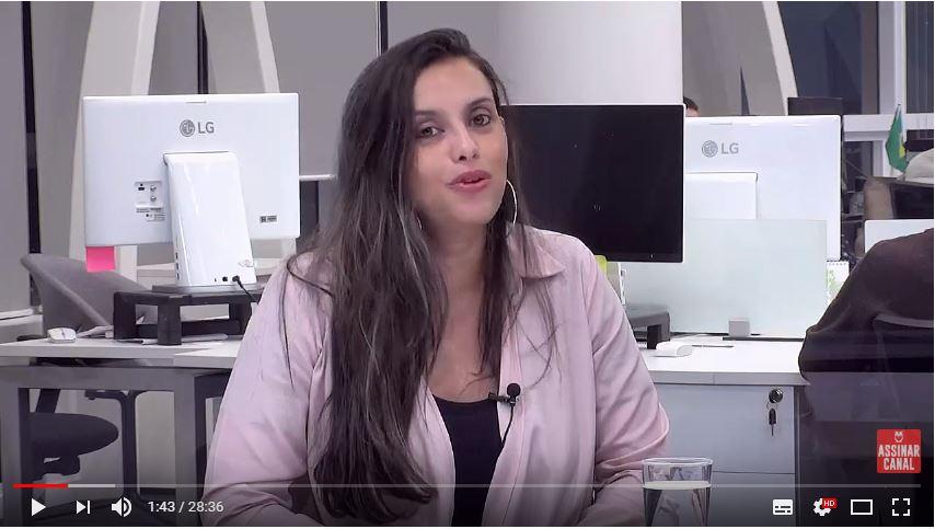 ENTREVISTA EM VÍDEO: Moema Machado - Aprovada no concurso do Tribunal Regional Federal da 2ª Região no cargo de Arquiteta