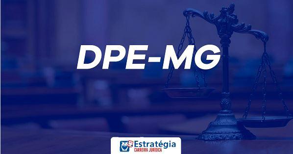 Gabarito DPE MG (Defensor): Gabarito, Ranking e Correção da Prova