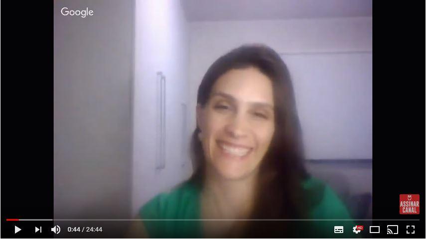 ENTREVISTA EM VÍDEO: Juliana Jardim - Aprovada no concurso SABESP para o cargo de Analista de Gestão - Administração (Região Oeste)