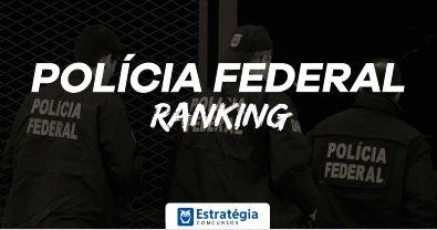 Ranking Polícia Federal: preencha o gabarito e participe do Ranking Estratégico; assista à correção