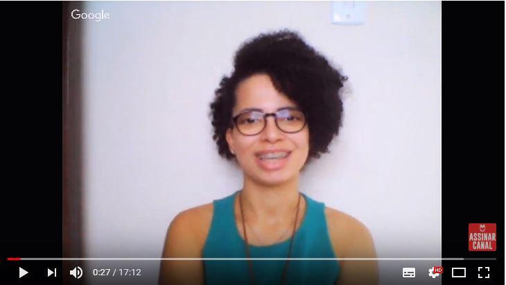 ENTREVISTA EM VÍDEO: Natália França - Aprovada em 1º lugar no concurso EBSERH no cargo de Analista Administrativo (Economia)
