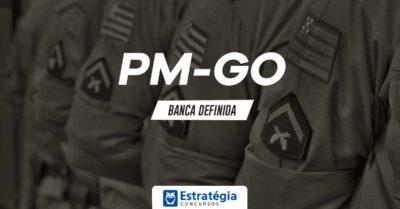 Concurso PM GO 2018: com banca organizadora definida, edital de concurso com 2 mil vagas se aproxima
