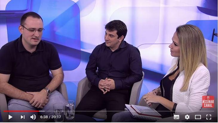 ENTREVISTA EM VÍDEO: Luis Financi - Aprovado no concurso do TRT SP no cargo de Analista Judiciário Área Apoio Especializado Especialidade Medicina