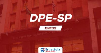 Concurso DPE SP: autorizada realização de novo certame para Defensor Público