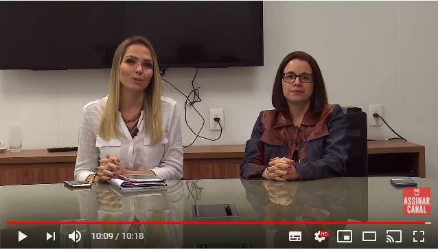 ENTREVISTA EM VÍDEO: Anaita de Melo Fernandes - Aprovada no concurso TRT SP no cargo de Analista Judiciário Área Judiciário (AJAJ)