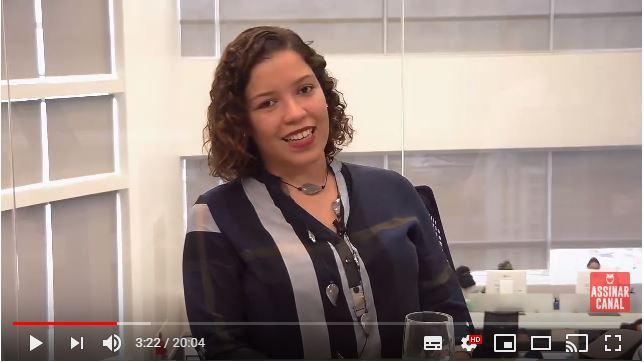 ENTREVISTA EM VÍDEO: Monique Silva do Nascimento - Aprovada no concurso TRT SP no cargo de Técnico Judiciário (TJAA)