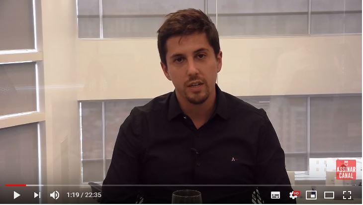 ENTREVISTA EM VÍDEO: Gustavo de Rezende Gama Veiga - Aprovado no concurso TRT SP nos cargos de TJAA e AJAA
