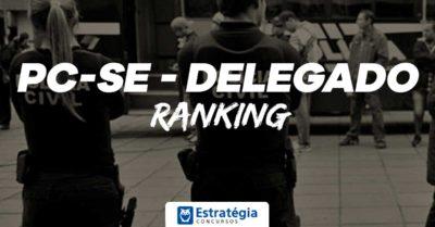 Ranking PC SE (Delegado): preencha seu gabarito no formulário e confira sua nota e sua posição