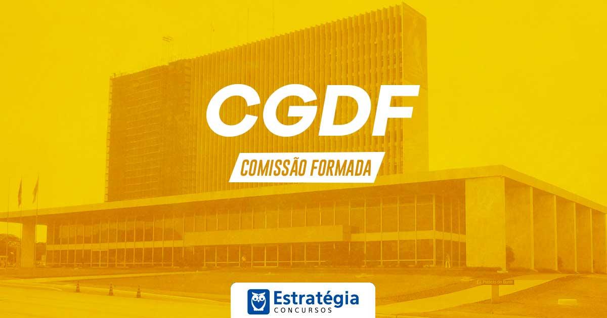 Concurso CGDF: Controladoria Geral do Distrito Federal forma comissão para próximo concurso público
