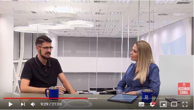 ENTREVISTA EM VÍDEO: Gabriel Pereira de Oliveira Alencar - Aprovado no concurso da Polícia Militar do Mato Grosso do Sul no cargo de Soldado