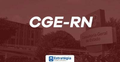 Gabarito CGE RN: preencha seu gabarito, confira sua nota e compare o seu resultado com os dos outros candidatos