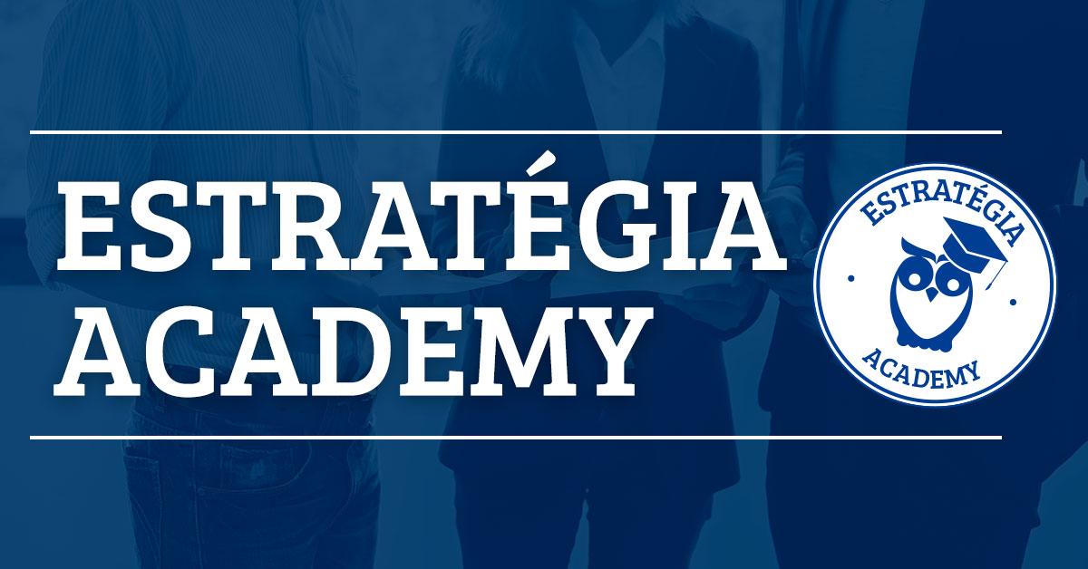 Estratégia Concursos abre seleção para professores que devem atuar na preparação de alunos para vestibulares