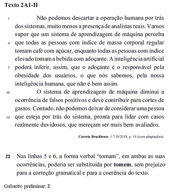 Recurso Português BNB