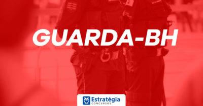 Concurso Guarda Municipal BH: banca definida para novo certame com 500 vagas