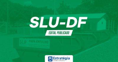 Edital SLU DF 2019: publicado no DODF edital de concurso com a oferta de 150 vagas e R$ 5 mil inicial