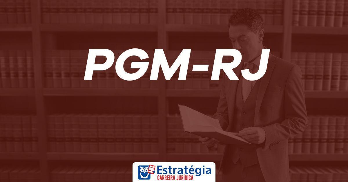 Concurso PGM RJ Procurador: contratada banca para o próximo certame