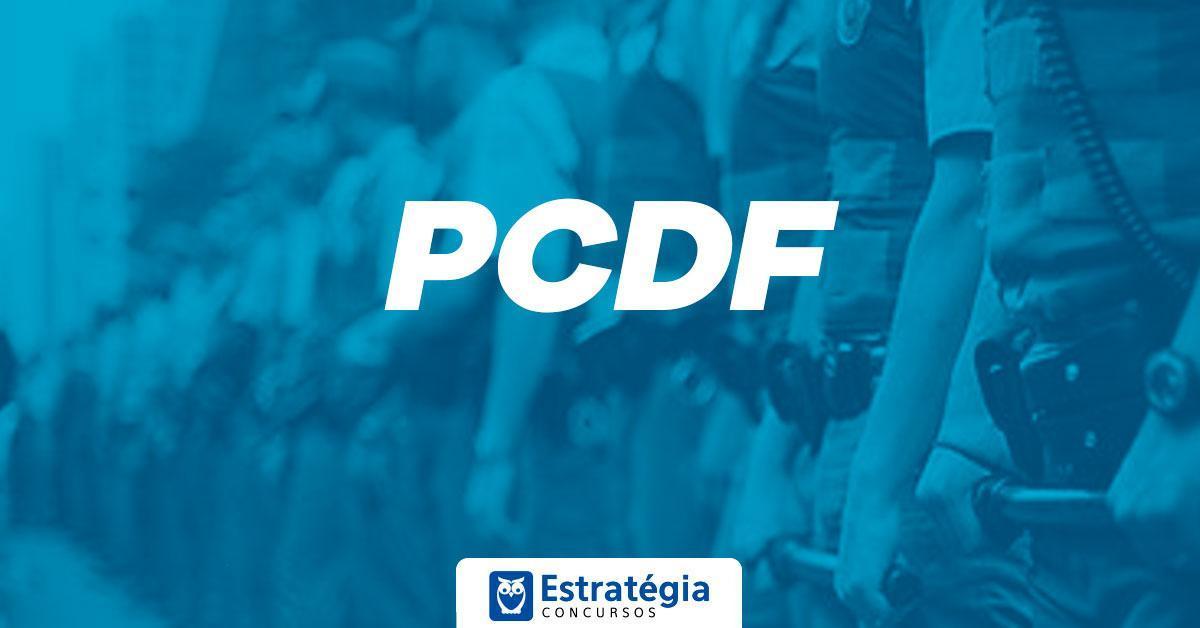 Concurso PCDF: Governador anuncia certame com 2.100 vagas