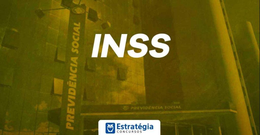 Concurso INSS 2019