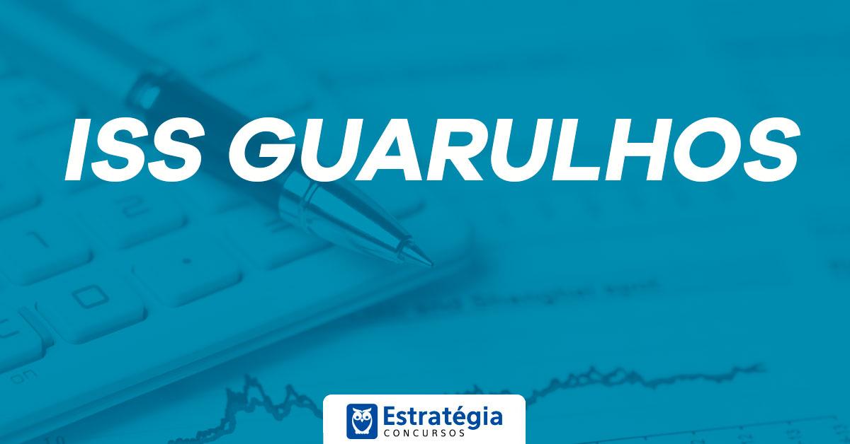 Gabarito ISS Guarulhos: Ranking, Gabarito e Correção da Prova