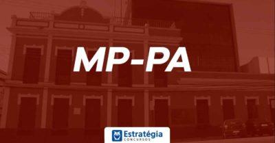 Concurso MP PA: EDITAL confirmado para NOVEMBRO