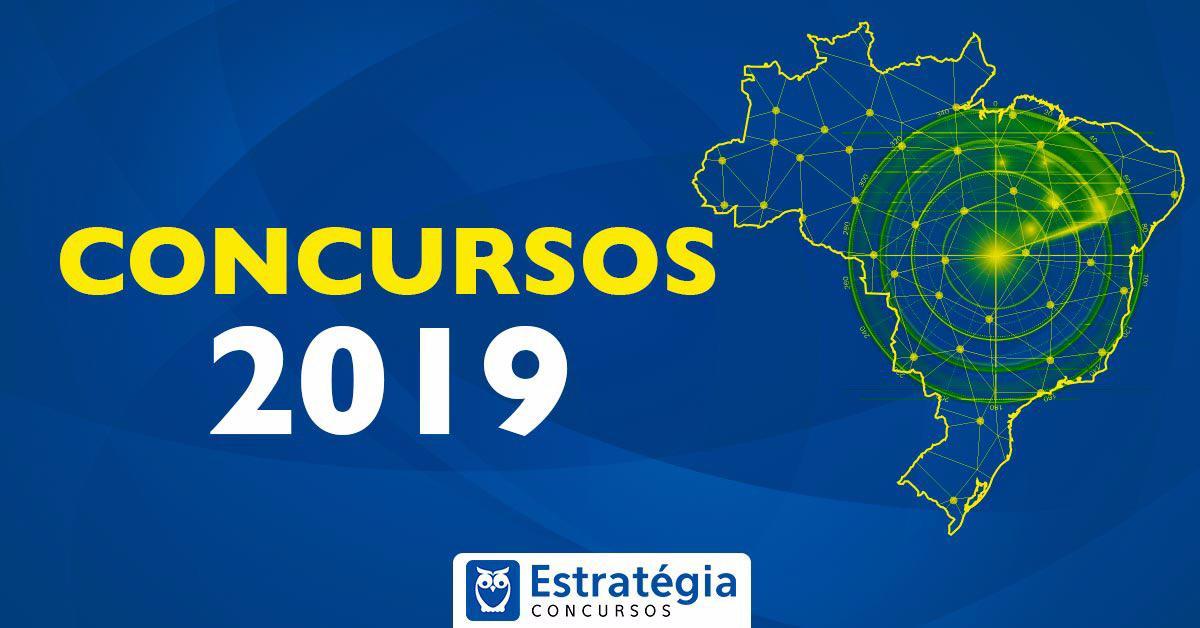 Concursos 2019: são 158 órgãos e 40 mil vagas (VAGAS ATUALIZADAS)