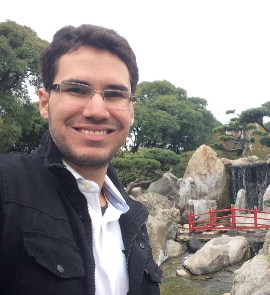 ENTREVISTA: Diogo Santos -  Aprovado em 3º lugar no concurso da Prefeitura de Recife para o cargo de Analista de Gestão Administrativa