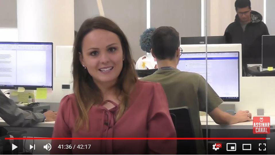 ENTREVISTA EM VÍDEO: Ketlin Mattana - Aprovada no concurso Banrisul em 2° lugar para Caxias do Sul no cargo de Escrevente