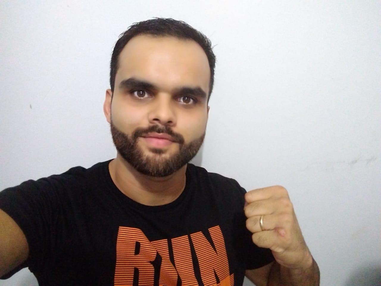 ENTREVISTA: André Augusto Barcelos - Aprovado no concurso da Polícia Civil do Pará no cargo de Investigador