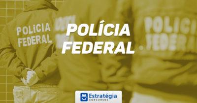 Concurso Polícia Federal: Bolsonaro autoriza nomeação de 1.047 policiais