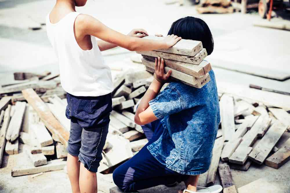 Tema da Redação do Enem de 2005: O Trabalho Infantil