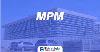 Concurso MPM Promotor: autorização do concurso é publicada
