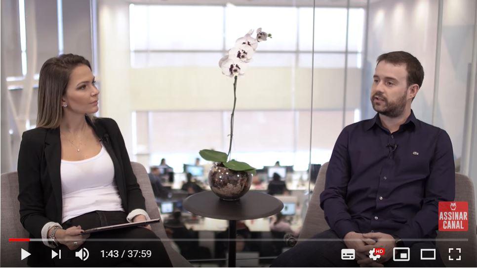 ENTREVISTA EM VÍDEO: Paulo Barros Junior - Aprovado no concurso TCE SP no cargo de Agente da Fiscalização