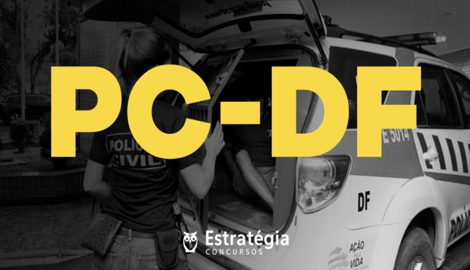 Concurso Pcdf 2019 Vamos Pra Cima