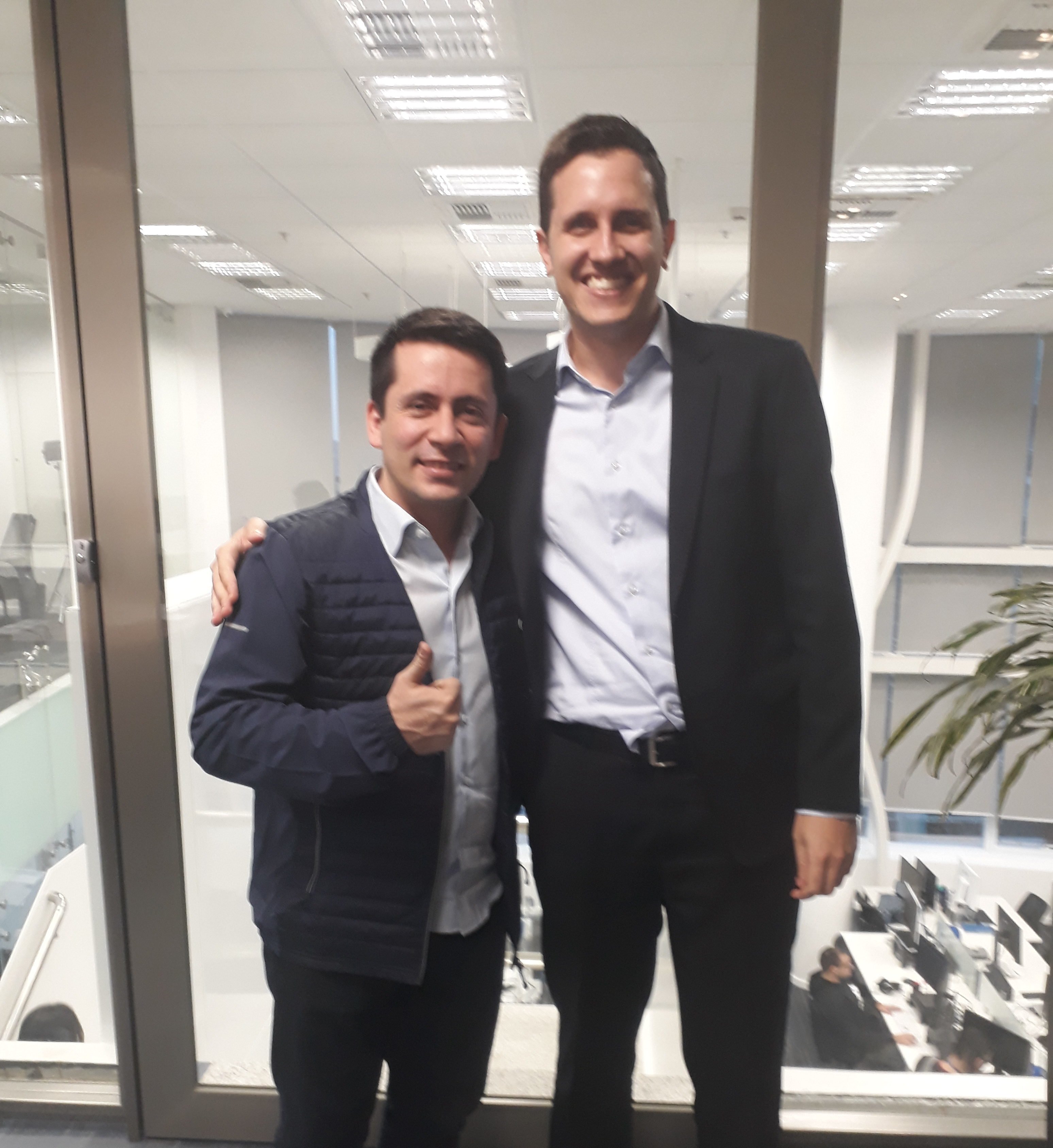 ENTREVISTA: Salvador Neto - Aprovado no concurso ISS Campinas no cargo de Auditor Fiscal