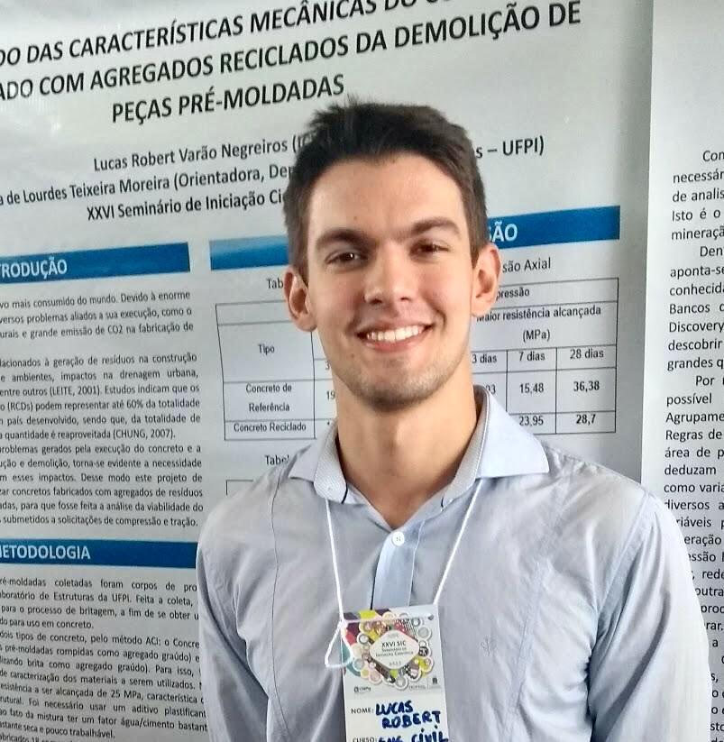 ENTREVISTA: Lucas Robert - Aprovado em 2º lugar no concurso TJ-MA no cargo de Técnico Judiciário/Apoio Técnico Administrativo
