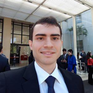 Hugo Vechiato Betoni, aprovado em 57º lugar no concurso PGE SP para o cargo de Procurador do Estado