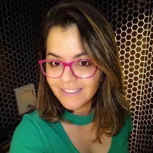Amanda Vieira de Souza, aprovada em 1º lugar no concurso PGM Manaus para o cargo de Procuradora do Município