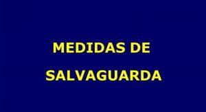 Medidas de Salvaguarda – Pontos Avançados
