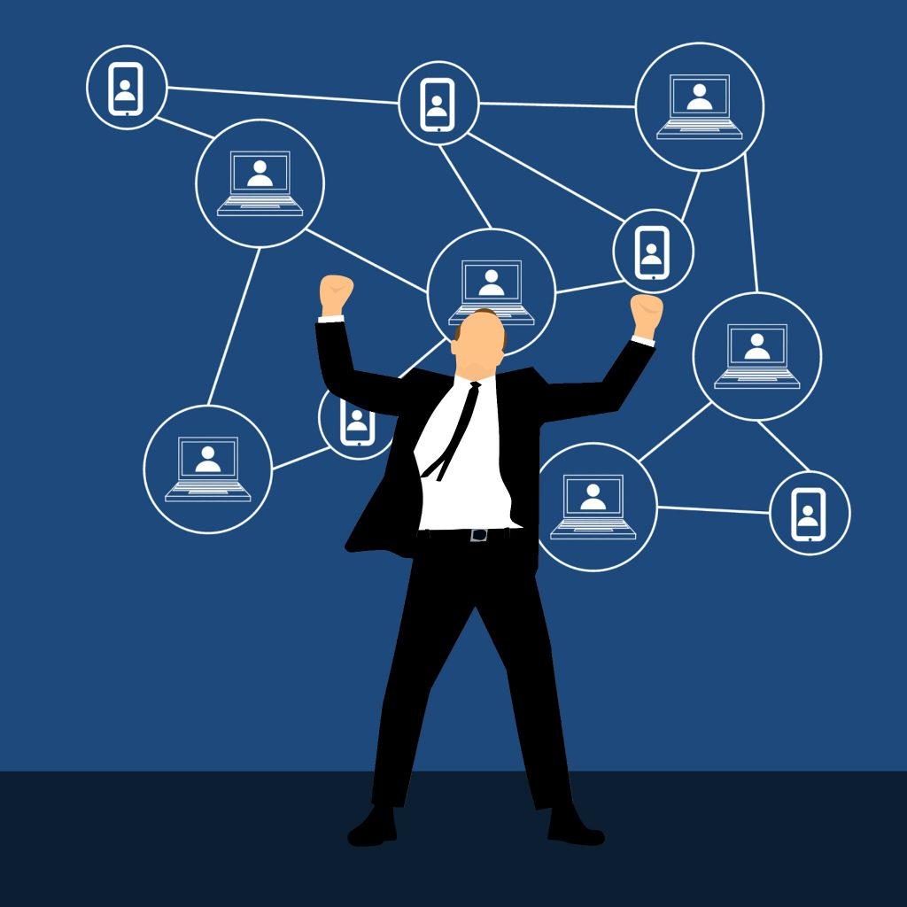 Blockchain é uma tecnologia disruptiva no mundo.